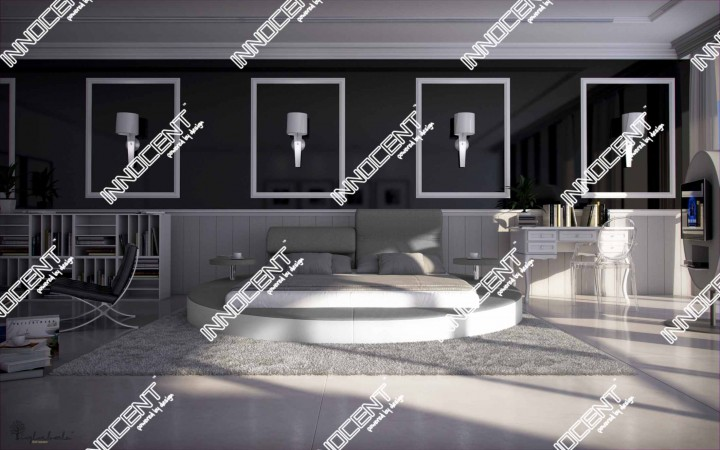 rundbett evory rundbetten offizielle hersteller. Black Bedroom Furniture Sets. Home Design Ideas