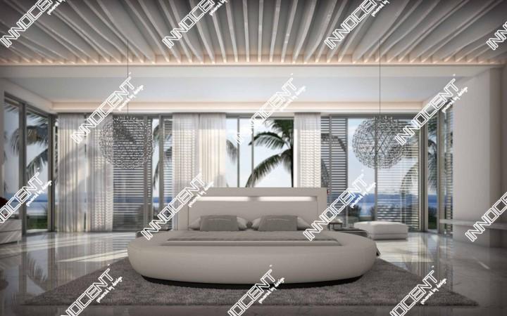 Außergewöhnliche betten mit licht  Rundbett RIVA mit Licht | Betten mit Licht | Inspiration ...