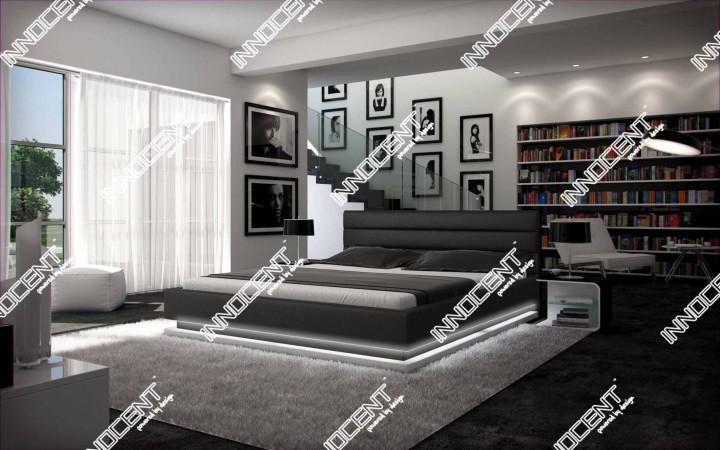 Außergewöhnliche Betten Mit Licht ~ Polsterbett RIPANI mit Licht  Innocent myDesign  Offizielle