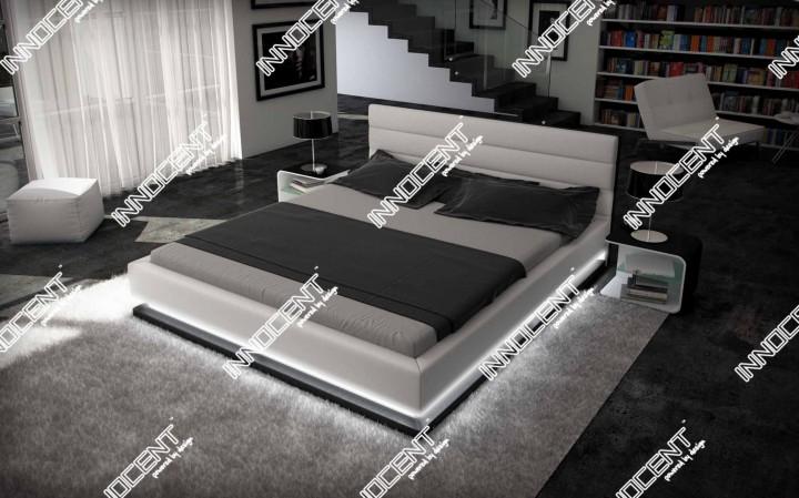 Außergewöhnliche Betten Mit Licht ~   INNOCENT BETTEN  Innocent myDesign  Polsterbett RIPANI mit Licht
