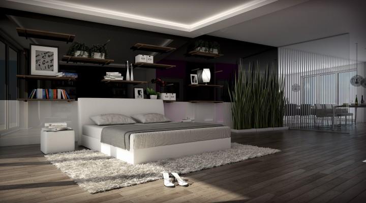 komplett bett vista inkl matratze newsda offizielle. Black Bedroom Furniture Sets. Home Design Ideas