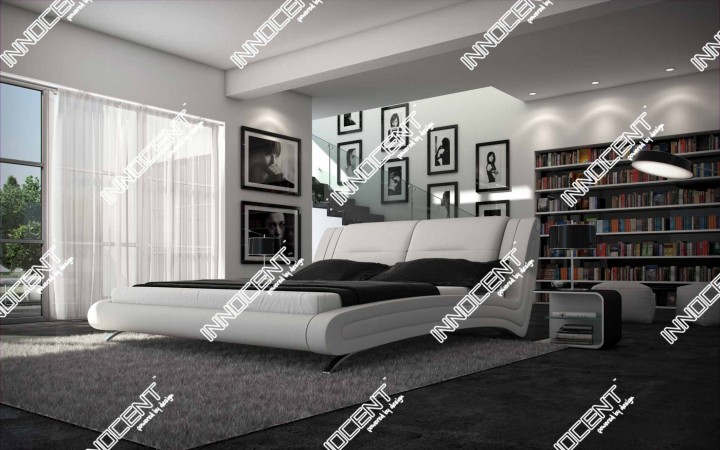 polsterbett spirit designerbetten offizielle. Black Bedroom Furniture Sets. Home Design Ideas
