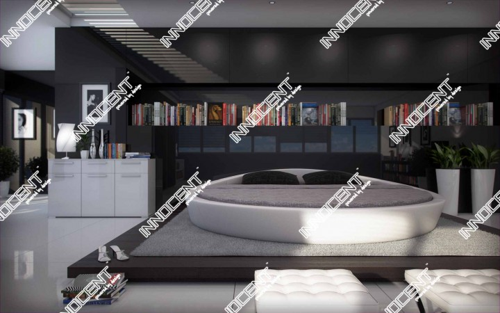 rundbett q3 rundbetten offizielle hersteller website innocent betten. Black Bedroom Furniture Sets. Home Design Ideas