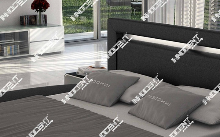rundbett riva mit licht rundbetten offizielle hersteller website innocent betten. Black Bedroom Furniture Sets. Home Design Ideas