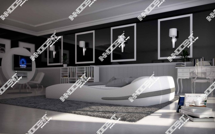 designerbett grisognio polsterbetten offizielle. Black Bedroom Furniture Sets. Home Design Ideas